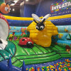 bugs den at Inflatazone inflatable theme park